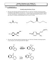 ChemDrawing Assignment-1.doc