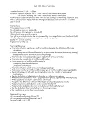 essay solution to problems university