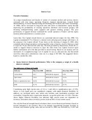kmart sear case analysis Kmart case study this case study kmart case study and other 64,000+ term papers, college essay examples and free essays are available now on reviewessayscom autor: review • october 10, 2010 • case study • 485 words (2 pages) • 830 views.