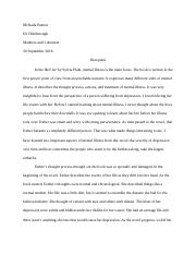 Paper #2 for Humanities