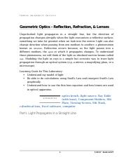 Geometric Optics - Reflection, Refraction and Lenses (1).docx