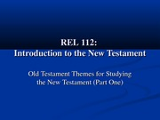 REL_112_Lecture_3