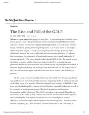 GERTNER_The Rise and Fall of the G.D.P.pdf
