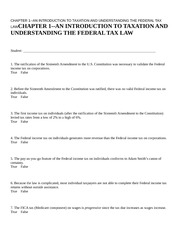 chapter 1 introduction to federal taxation Chapter 1 language and terminology - key tax terms for internationals click to view arrow78png click here to listen to this chapter there are many key tax terms related to tax filing that international students should understand to meet their financial and tax filing obligations inttax_termspng.