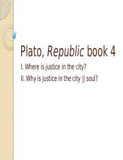 platos gaurdian class Justice in plato's republic the role play was fab i split the class into sparta and athens then broke those groups down again into the three sub groups.