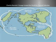Charles Darwin's Voyage Around the World by Natural