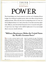 Power_ Foreign Policy