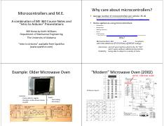 Topic 9 Microcontrollers and ME - Arduino version_sv_part1.pdf