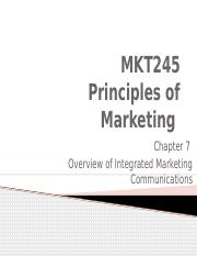 Chapter 7 - Overview of Integrated Marketing Communications-CJ.pptx