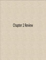 Chapter 2 Review.pptx