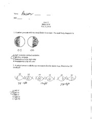 2010Exam 2 - solutions
