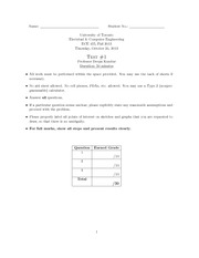ECE 455 Fall 2013 Test 1 Solutions