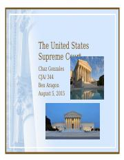 The United States Supreme CourtCJA344 PPT.pptx