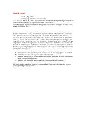 meiosis essay grade 12