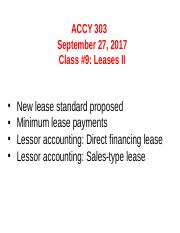 Class 9 - Leases 2 - BEFORE.pptx