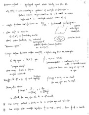 lecture 14 on Complex Analysis