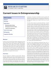 Current Issues in Entrepreneurship.pdf