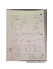 Physic equation notes