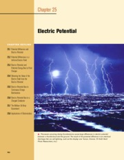 25 - Electric Potential