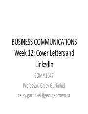Business Communications Week 12 and 13.pdf