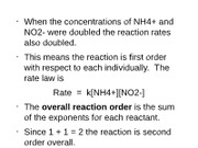 Chemical Kinetics part 3