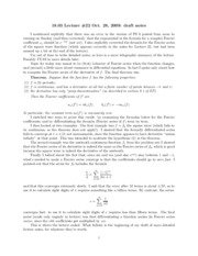22 fourier series and derivatives