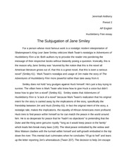 jim smiley and his jumping frog essay Disorder essay post stress traumatic jim smiley and his jumping frog essay research paper how to write one can redo it as a cold text towards becoming an page.