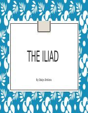 The Iliad-Education.pptx