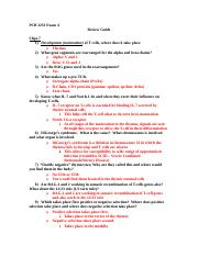 Immunology Exam 4 Chapters 7,8 Study Guide.doc
