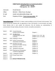 SYLLABUS CMST&101 FALL 16.docx
