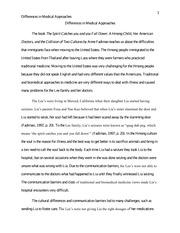 hum dev cultural interview paper cultural interview  6 pages hum dev 346 reaction essay 1