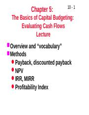 chapter 5 capital budgeting lecturefin4610(1).pptx