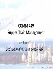 Lecture 4 Total Cost & Risk Management std  ver.pptx