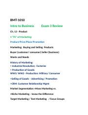 PGCC-BMT-1010-Exam 3 Review.docx