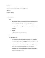 Exam 2 Study Guide of All Procurement Topics.pdf