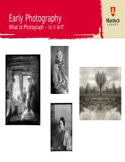 03 Lecture 3 - Early Photography Is It Art.pdf