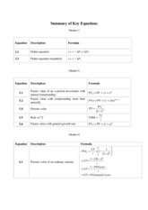 Summary of Key Equations.pdf
