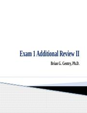 Exam 1 Additional Review II (2).pptx