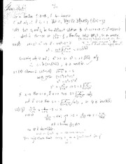 Homework Function Inverse and Second Derivatives