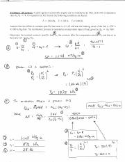 Exam 3 - A Solutions