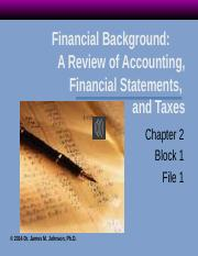 1 Block 1-35 Financial Statement Analysis.pptx