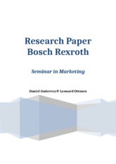 Research Paper Bosch Rexorth