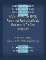 APUSH-Review-Part-II-1865-Present-Periods-6-9.pptx