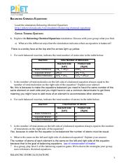 Balancing Chemical Equations Guided Inquiry StudentHandout likewise Balancing chemical equations interactive worksheet   Download them in addition Phet Balancing Chemical Equations Answers ly Rewrite Each moreover Phet Balancing Chemical Equations Worksheet Answers   FREE Printable likewise Phet Balancing Chemical Equations Inspirational Balancing Chemical further 31 Download Balancing Chemical Equations Worksheet Answers also  besides Concentration And Molarity Phet Chemistry Labs Answers   28 Images likewise Balancing Chemical Equations Guided Inquiry StudentHandout as well  further chemical writing worksheet Impression of chemical besides Balancing Chemical Equations Guided Inquiry StudentHandout additionally Chemistry Balancing Equations Quiz Phet Chemical Worksheet Answers additionally Worksheet Perfect Balancing Chemical Equations Worksheet New Balance in addition Phet Balancing Chemical Equations Worksheet Answers Modern Answer to also Balancing Chemical Equations   Chemical Equations   Conservation of. on phet balancing chemical equations worksheet
