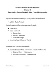 Homework on Quantitative Financial Analysis