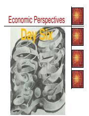 Eco103 Day 6 Economic Systems