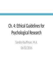 4.Ethics in Research 060216 NoClicker