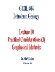 10_Practical Considerations_ Geophysical Methods