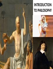 Topic 1. Introduction to Philosophy.ppt