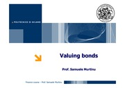5-Valuation of bonds